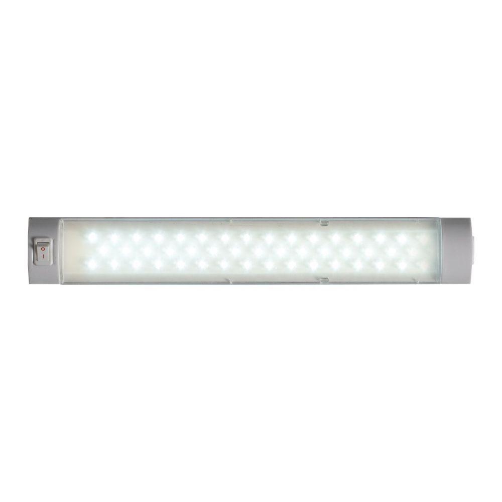 Led 15 Watt 12 Inch Linkable Undercabinet Strip Light: 250mm 3 Watt Linkable Warm White Under Cabinet LED Striplight