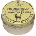 Price's Odour Eliminating Household Scented Candle