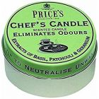 Price's Odour Eliminating Chef's Scented Candle