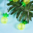 10 LED Pineapple Battery Fairy Lights