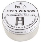 Price's Odour Eliminating Open Window Scented Candle
