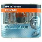 Osram 12 volt 55/60 watt H4 P43t Coolblue Automotive Headlight Bulb