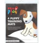 Pets at Play Puppy Training Mat (4 Pack)