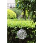 Hanging Solar Aria Crystal Ball