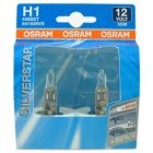Osram Silverstar Head Light Car Bulbs