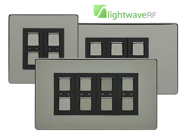 LightwaveRF Light Switches & Remotes