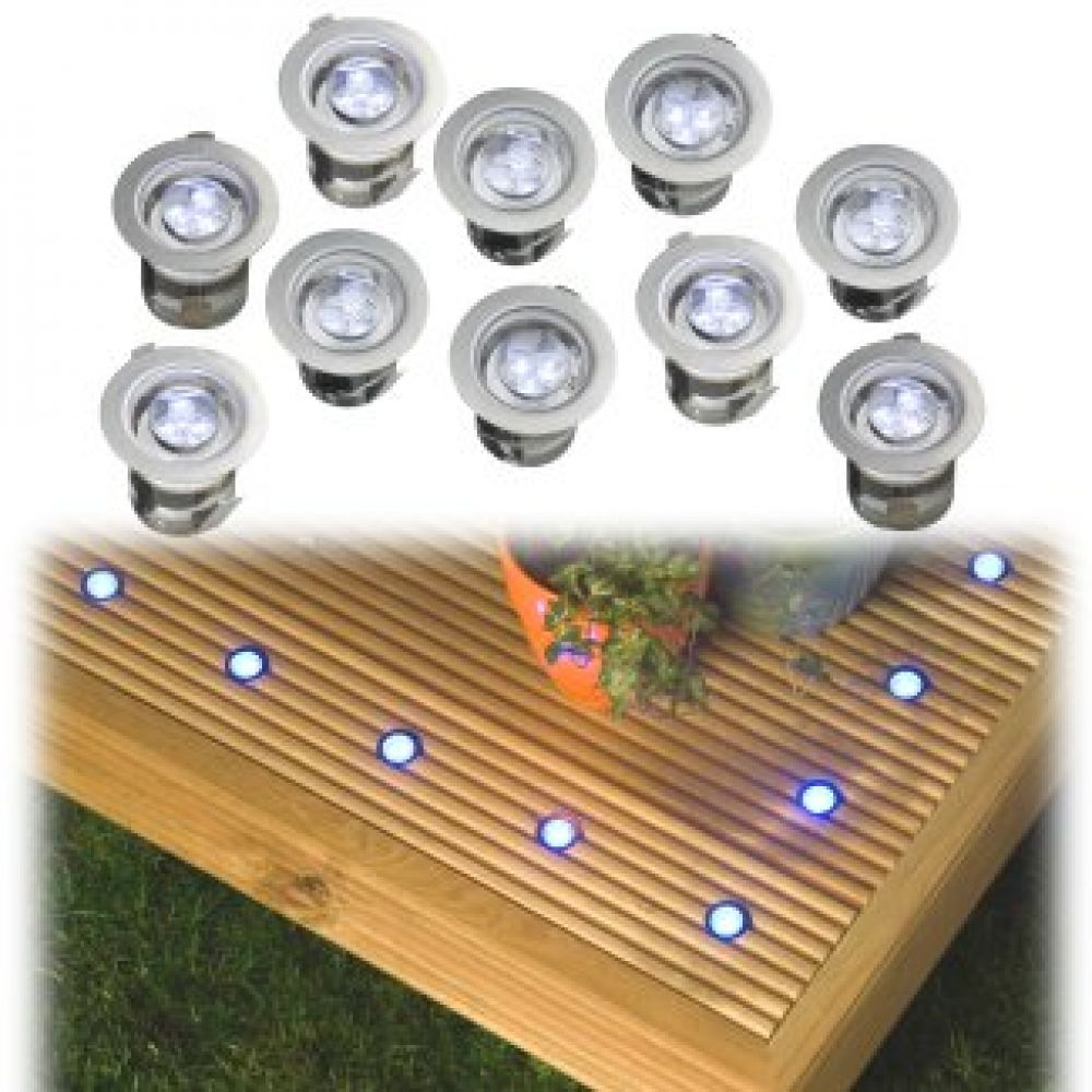 Outdoor LED Deck Light Kits