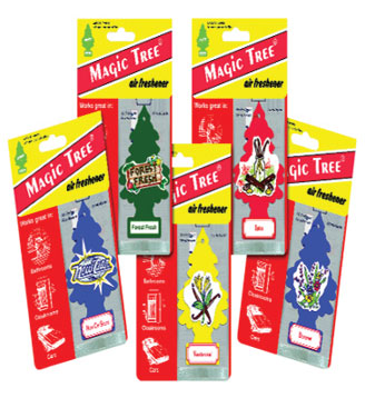 Magic Tree Car Air Fresheners
